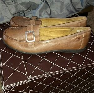 Brown Rockport Adiprene by Adidas Loafers